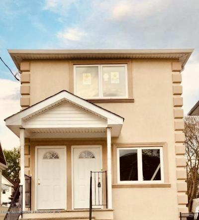 Staten Island Rental For Rent: 103 N Burgher Avenue