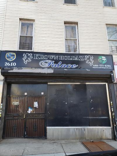 Brooklyn Commercial For Sale: 2610 Atlantic Avenue