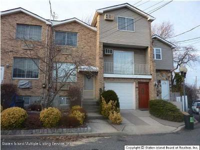 Staten Island Semi-Attached For Sale: 37 Dayna Dr