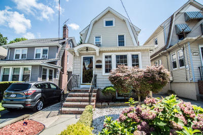 Single Family Home For Sale: 607 Bard Avenue
