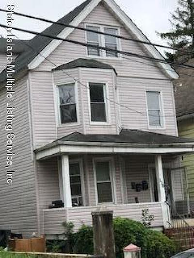 Staten Island NY Two Family Home For Sale: $419,000