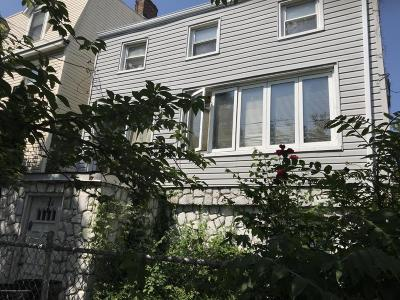 Staten Island Single Family Home For Sale: 106 Montgomery Avenue