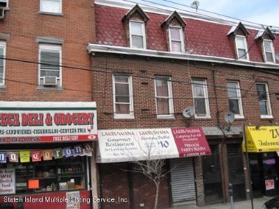 Staten Island Rental For Rent: 5 Corson Avenue #2