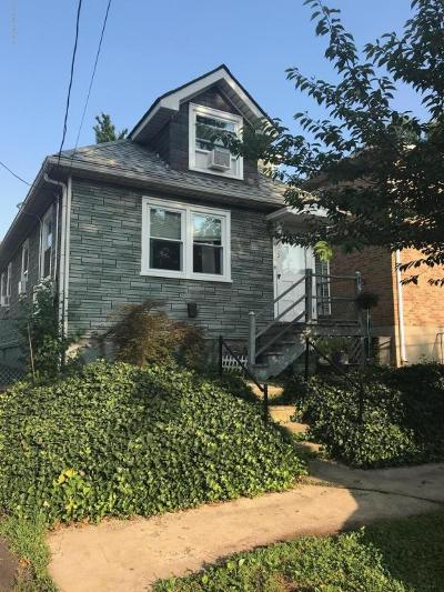 Staten Island Single Family Home Acceptance: 333 Pulaski Avenue