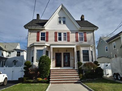 Staten Island Semi-Attached For Sale: 163 Johnson Avenue