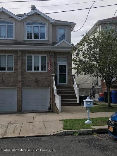 Staten Island Two Family Home For Sale: 202 Sneden Avenue