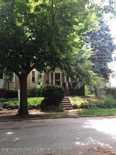 Staten Island Single Family Home For Sale: 227 Treadwell Avenue