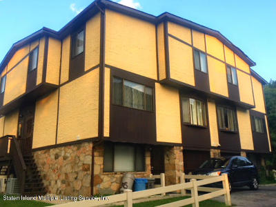 Condo/Townhouse For Sale: 36 Parkview Loop