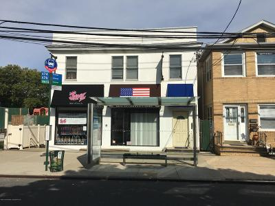 Staten Island Commercial For Sale: 1071 Targee Street