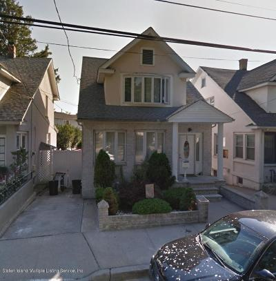 Staten Island Single Family Home For Sale: 108 Watchogue Road