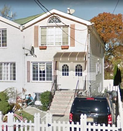 Staten Island Rental For Rent: 511 Delafield Avenue