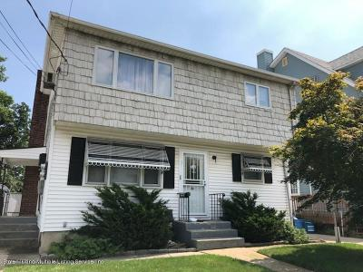 Staten Island Rental For Rent: 24 Grant Place #1st Floo