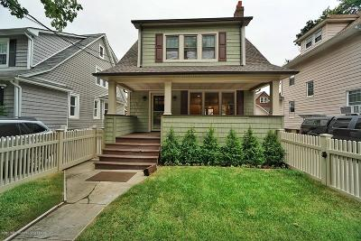 Single Family Home Acceptance: 825 Delafield Avenue