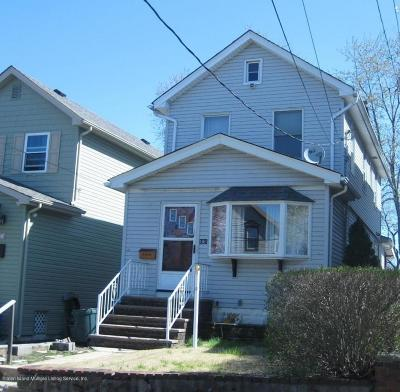 Staten Island Single Family Home Acceptance: 161 Fisher Avenue