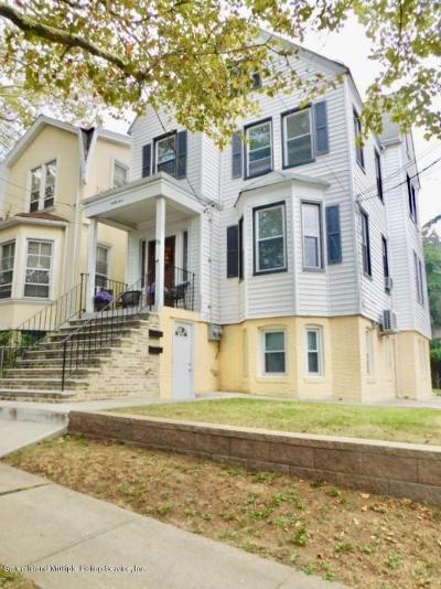 Staten Island Two Family Home For Sale: 33 Harrison Street