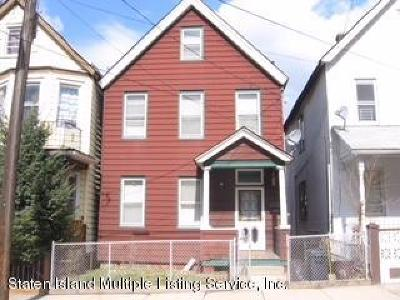 Staten Island Single Family Home For Sale: 149 Hendricks Avenue