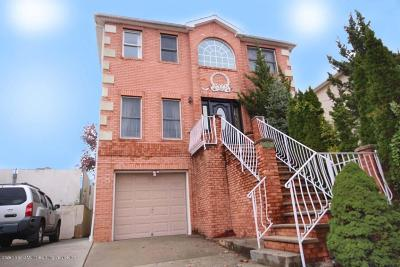 Two Family Home For Sale: 5787 Hylan Boulevard