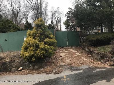 Staten Island Residential Lots & Land For Sale: 70 Cedar Terrace