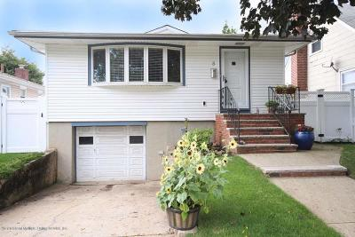 Staten Island Single Family Home For Sale: 8 Lyon Place