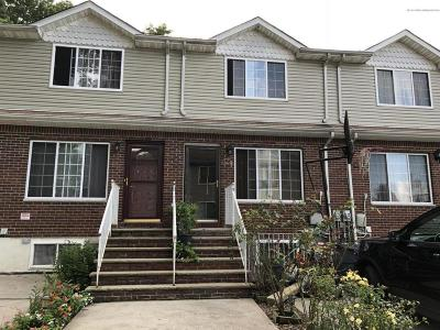 Staten Island Single Family Home For Sale: 128 Seneca St.,