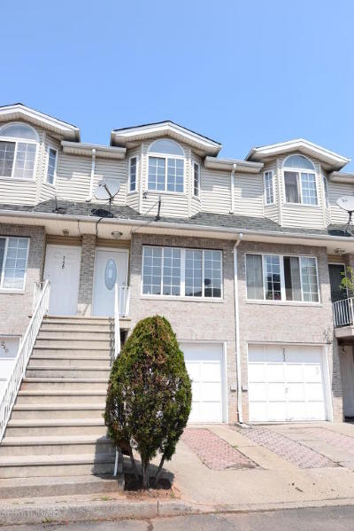 Staten Island Two Family Home For Sale: 250 Edgewater Street
