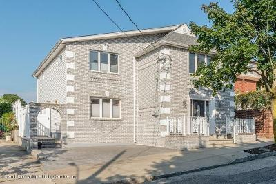 Staten Island NY Single Family Home For Sale: $918,000