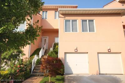 Condo/Townhouse For Sale: 17 Harbour Court