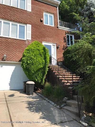 Staten Island Rental For Rent: 833 Hylan Blvd #B
