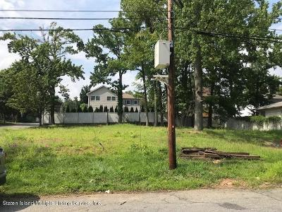 Staten Island Residential Lots & Land For Sale: 1675 Arden Avenue