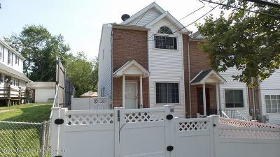 Staten Island Single Family Home For Sale: 80 Arnold Street