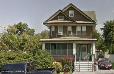 Staten Island Single Family Home For Sale: 1033 Annadale Road