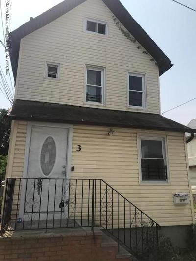 Staten Island Two Family Home For Sale: 3 Lockman Place