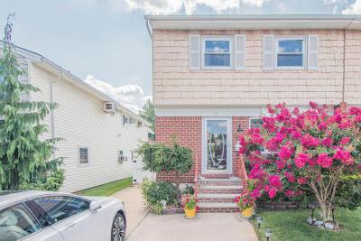 Staten Island Semi-Attached For Sale: 18 Demopolis Avenue