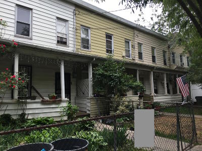 Staten Island Multi Family Home For Sale: 33-35-37 Jackson Street