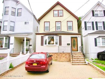 Single Family Home For Sale: 28 Fingerboard Road