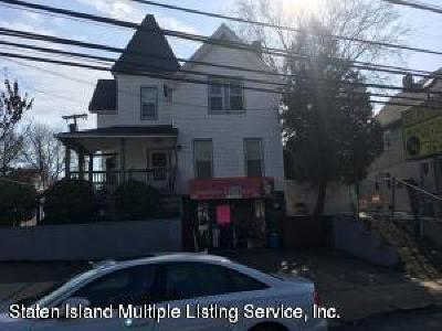 Staten Island Multi Family Home For Sale: 1280 Forest Avenue