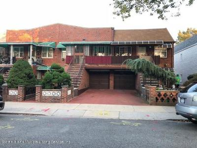 Kings County Two Family Home Acceptance: 121 Bay 41st Street