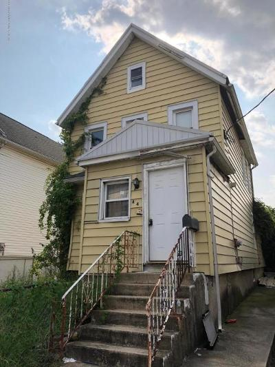 Two Family Home For Sale: 84 Dehart Avenue