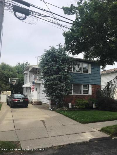 Two Family Home For Sale: 470 Livermore Avenue