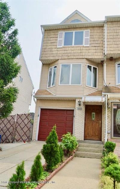 Semi-Attached For Sale: 444 Maryland Avenue