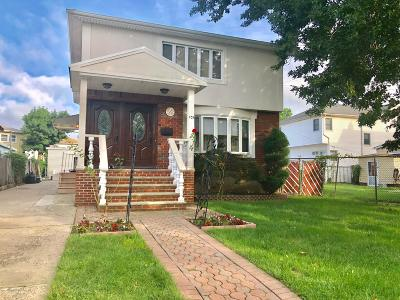 Staten Island Two Family Home For Sale: 105 Houston Street