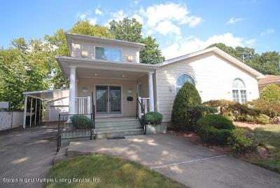 Single Family Home For Sale: 207 Hamden Avenue