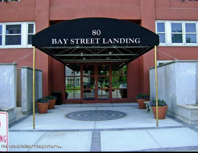 Condo/Townhouse For Sale: 80 Bay St Landing #3g