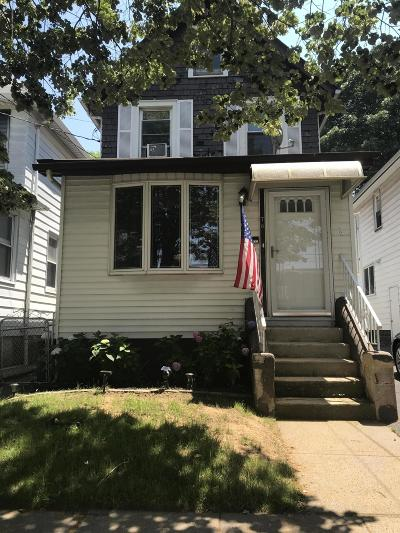 Single Family Home For Sale: 78 Wadsworth Avenue