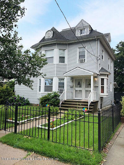 Two Family Home For Sale: 194 Rose Avenue