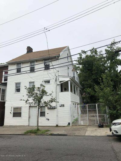 Staten Island Two Family Home For Sale: 139 Osgood Avenue