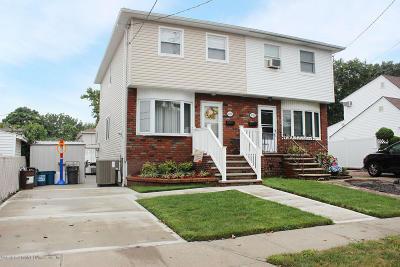 Richmond County Semi-Attached For Sale: 418 Preston Avenue