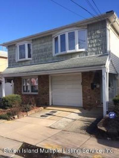 Staten Island Rental For Rent: 53 Satterlee Street