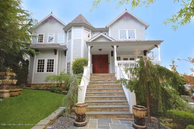 Staten Island NY Single Family Home For Sale: $2,499,999
