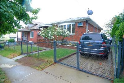 Single Family Home For Sale: 120 Mills Avenue